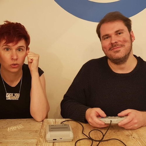 Stephen Sexton & Kirsten Irving talk poetry and video games