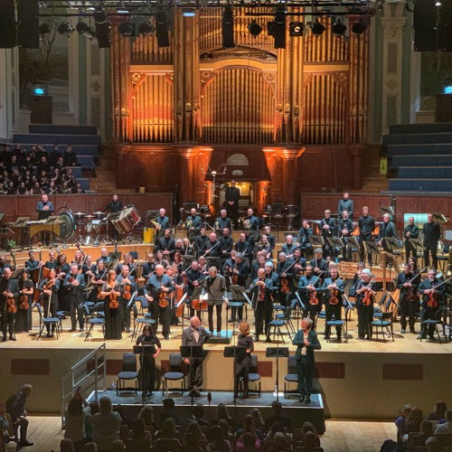 Extract from The Troubles Suite (with Readings) - Ulster Hall, Belfast