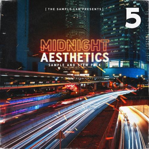 Midnight Aesthetics Vol 5 - Preview (Lo-Fi)