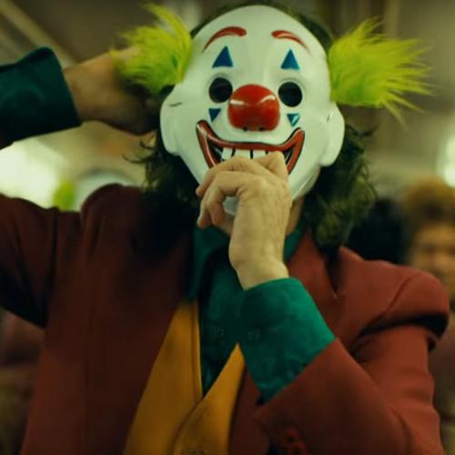359 Teaser - Joker's Mask with Slavoj Žižek