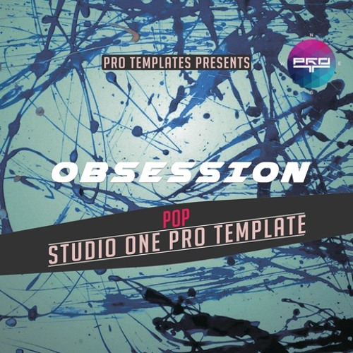 Obsession Studio One Pro Template