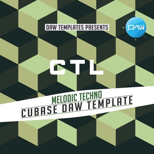 CTL Cubase DAW Template
