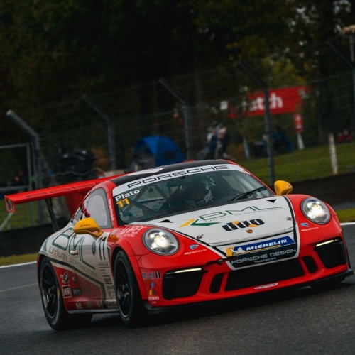Lewis Plato finishes second quickest at Brands Hatch