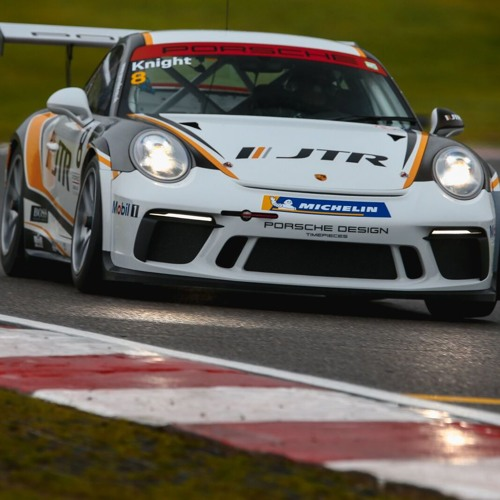 Adam Knight fastest in his class at Brands Hatch