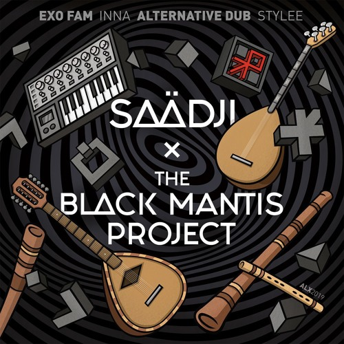 Saadji - Wallace (The Black Mantis Project Remix)