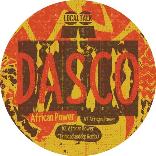 DASCO- African Power EP / Local Talk Records
