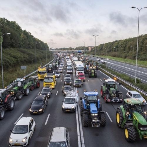 Strijden voor bestaansrecht - Traffic Radio 18 oktober 2019