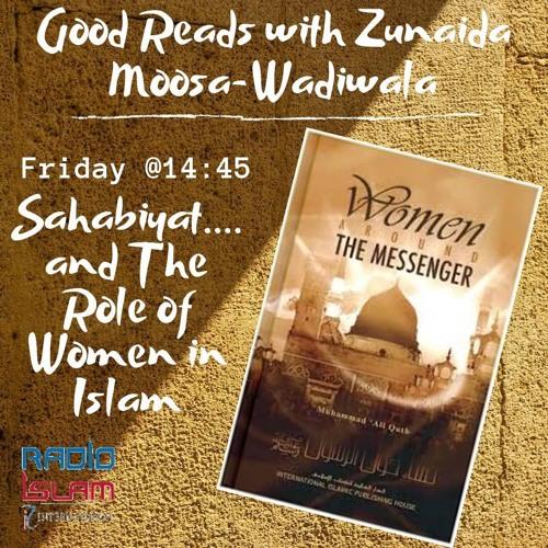 Good Reads with Zunaida Moosa Wadiwala - fri,18.10.2019