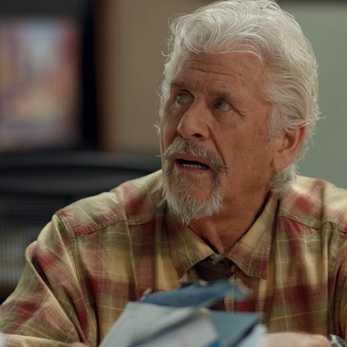Adler Talks With Barry Bostwick Of The Field