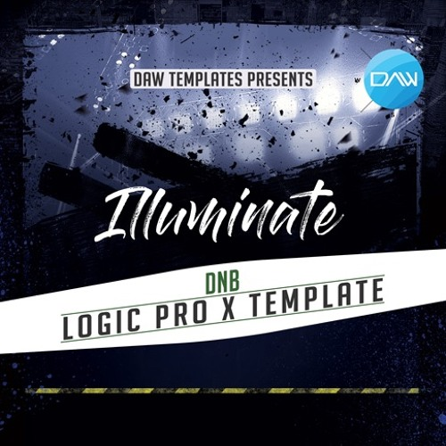 Illuminate Logic Pro X Template