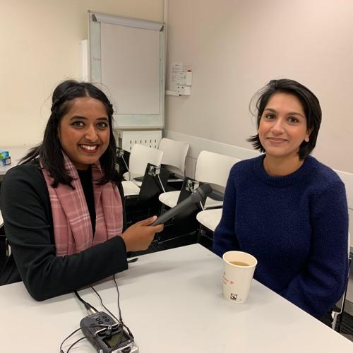 Angela Saini interview