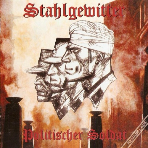Stahlgewitter - Pseudodeutscher Song