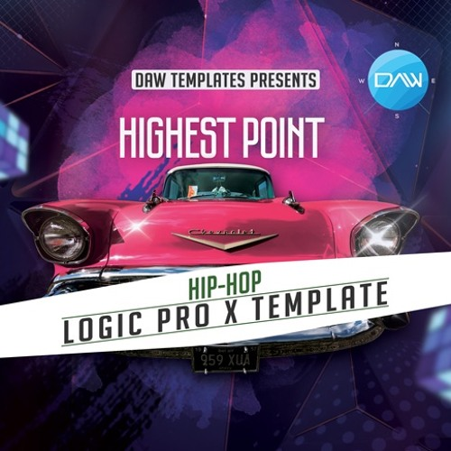Highest Point Logic Pro X Template