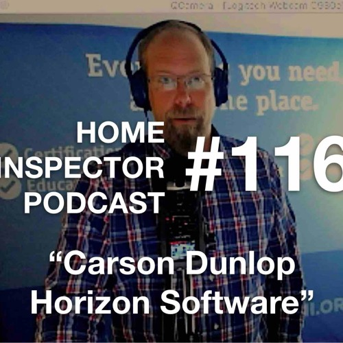116. Horizon Home Inspection Software
