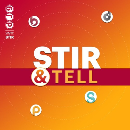 Stir and Tell Podcast: EP5— 3 Key Takeaways When Handling Healthcare Public Relations