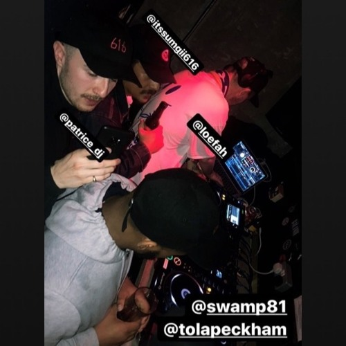 Sumgii vs Loefah @ swamp 81 'butterfly ep' launch part 1