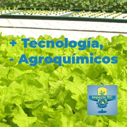 Tecnología para disminuir los agroquímicos, Desde Cero 13
