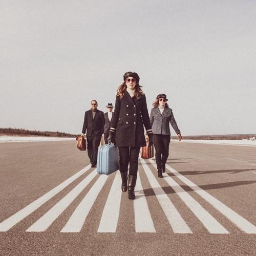 Andrée-Anne Chose lance un 2e album!
