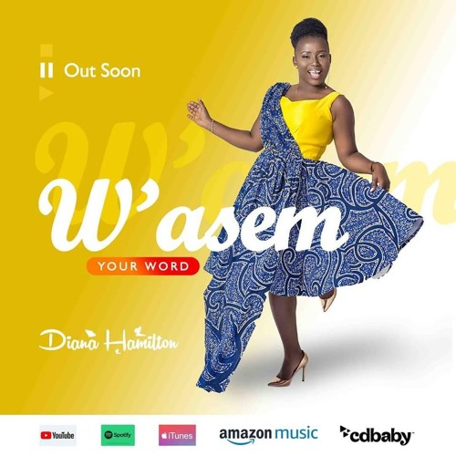 Diana Hamilton – Wasem (Your Word)