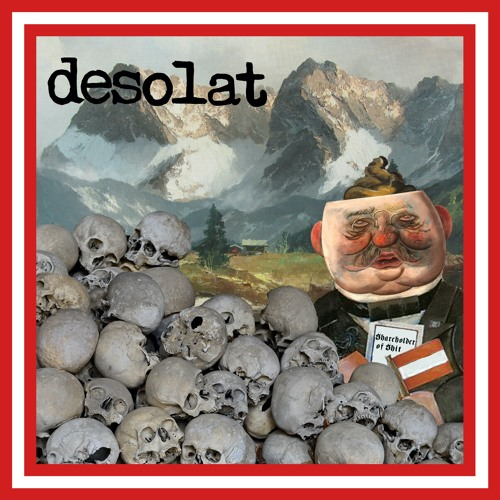 desolat - 2 - Extinction Of Mankind