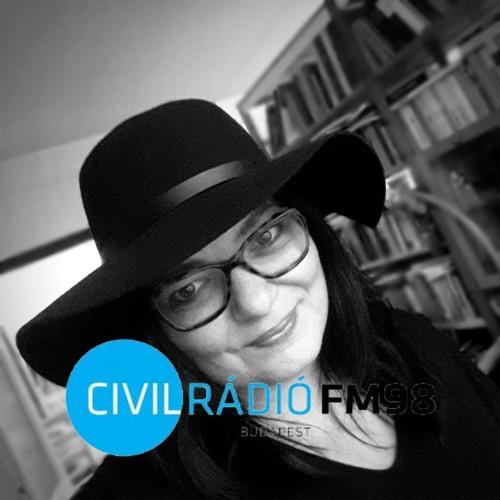 Civil Rádió - Kemény kötés - VÁGATLAN - Szeifert Natáliával Hajós Vera beszélget