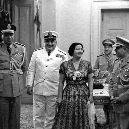 أم كلثوم الجيش إذاعة القاهره ١٨ أكتوبر عام ١٩٥٩