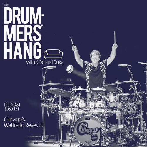 Chicago's Wally Reyes, Jr - Drummers Hang Ep. 1