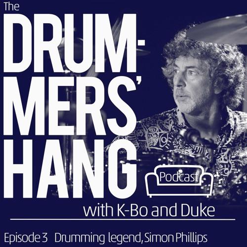 Simon Phillips - Drummers' Hang Ep. 3