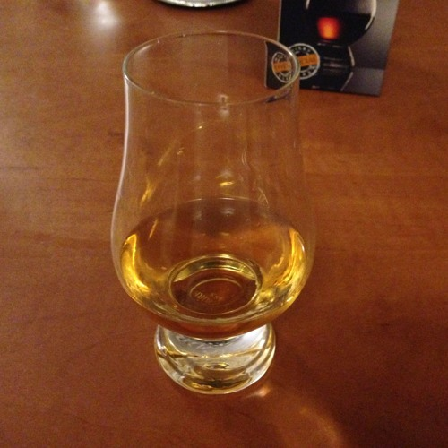 Whiskey in my Glencairn