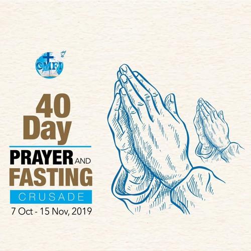 PFC2019: Day 12 - Praying For Revival (Alphonse Tawet)