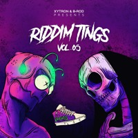 🛸Riddim Tings Volume 005 FT. Special Guest Zapato  👟 Artwork