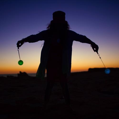 Air Goatika - Live @ Las Dalias (Namaste Festival, Ibiza) 010910