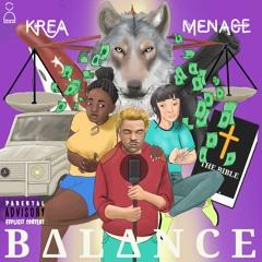 Krea Menace - Outta 10 Prod by DJ Keptivator