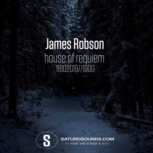 James Robson House of Requiem October 2019