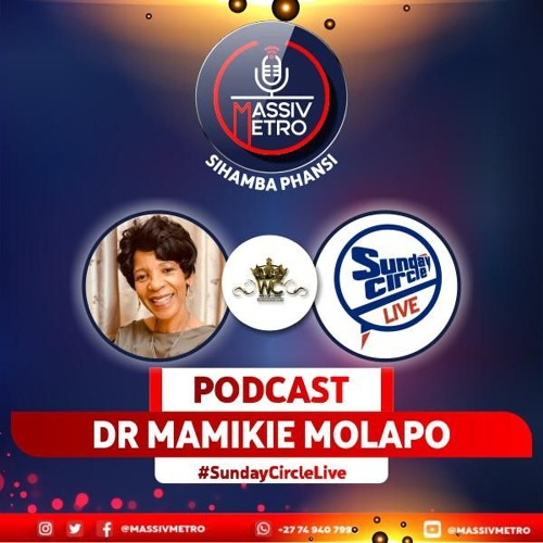 #SundayCircle Live With Dr Mamikie Molapo [Creating Wealth Vol 5] (20 Oct 2019)