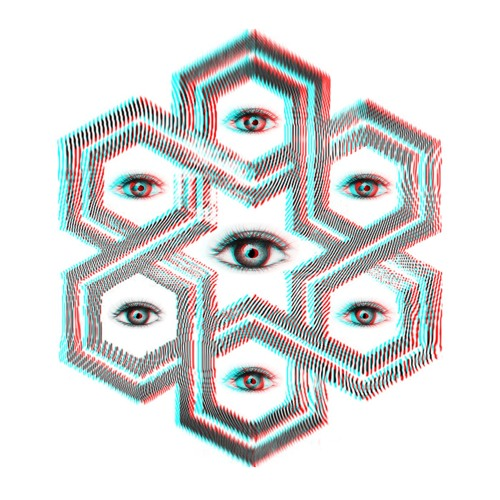 Pineal Anaglyphs