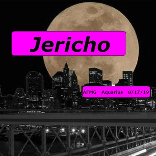 Jericho @ Asheville Full Moon Gathering (August 2019)
