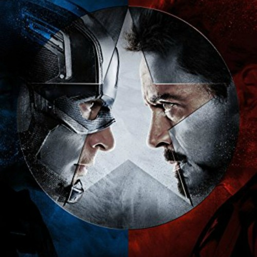HID Episode 7 : Captain America : Civil War (2016) W/Holly McMiller