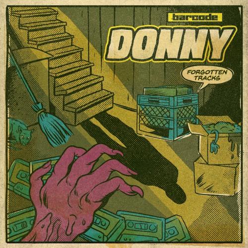Donny - The Forgotten Tracks LP (BARCODE42)