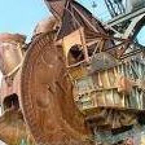 insectrum bucket wheel excavator