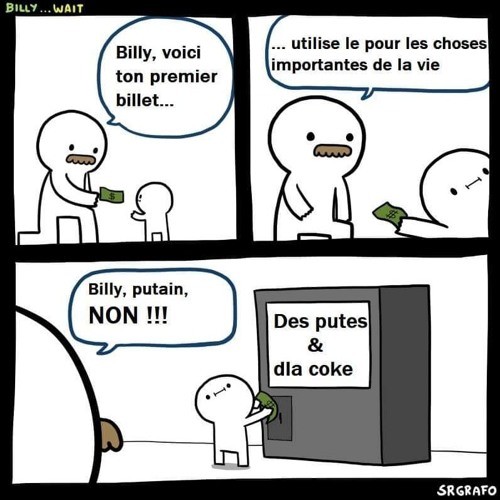 Caaalme toi billy !