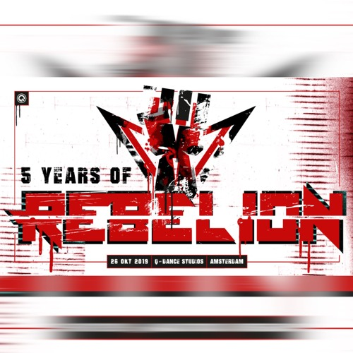 Q-dance presents: 5 Years of Rebelion - DJ Competition Mix