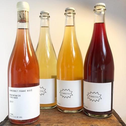 Episode 94- Piquette, Wine Tariffs, Wine Wellness, Bottle Sizes
