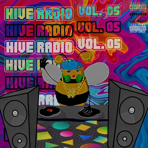 Hive Radio Vol. 05 - Dub Riddim Trap Step 2.0