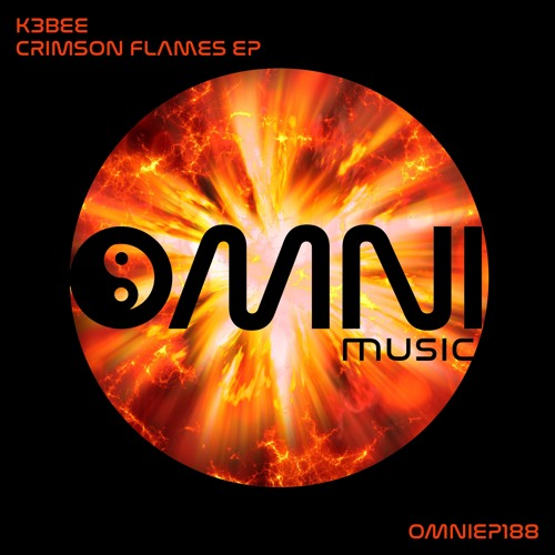 OUT NOW: K3BEE - CRIMSON FLAMES EP (OmniEP188)