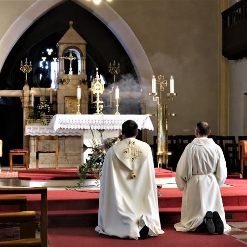 Prisluhni molitveni uri v Murski Soboti med osrednjo slovesnostjo na misijonsko nedeljo