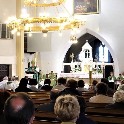 Prisluhni sveti maši v Murski Soboti med osrednjo slovesnostjo na misijonsko nedeljo