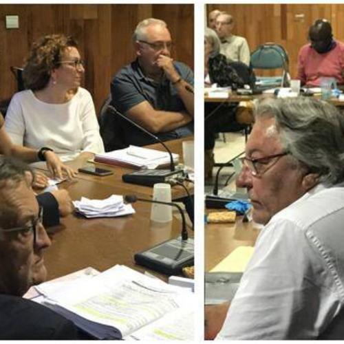 Conseil Municipal  Ifs Du 23 Septembre 2019