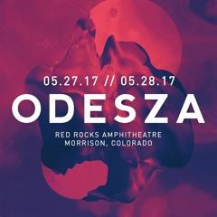 ODESZA @ Red Rocks Park & Amphitheater 5 - 28 - 2017