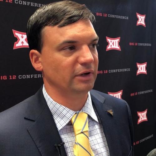 WVU coach Neal Brown - Big 12 teleconference Week 9
